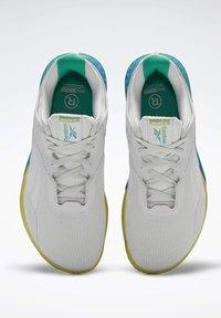 Reebok - NANO X SHOES - Sneaker low - grey - 5