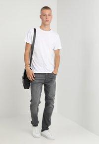 Burton Menswear London - SLIM WASH GREY - Straight leg jeans - grey - 1