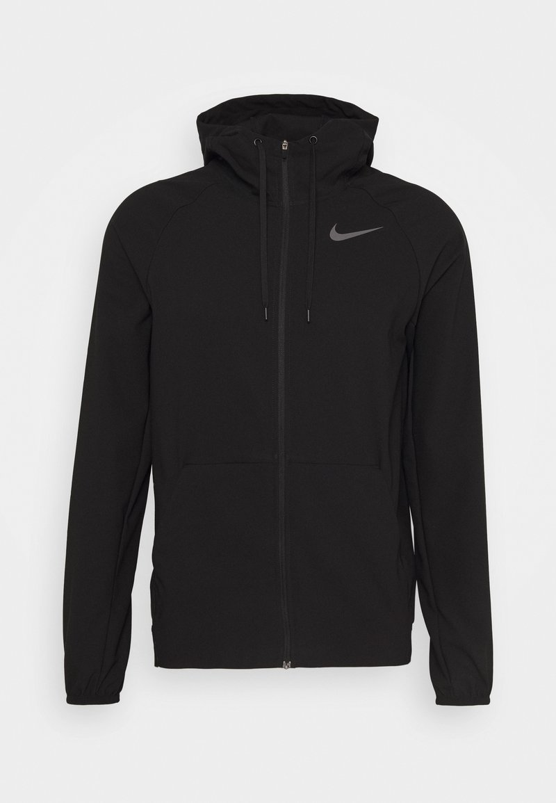 Nike Performance - FLEX VENT MAX - Veste de survêtement - black/dark grey