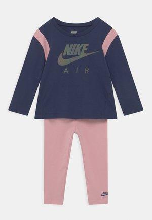 AIR SET - Legging - pink glaze
