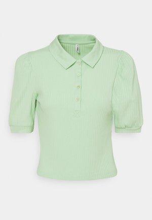 ONLUMA LIFE SHORT - Polo shirt - sprucestone
