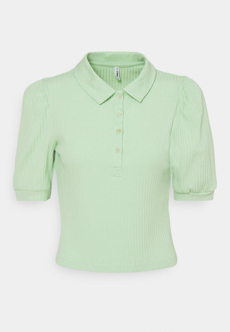 ONLY Petite - ONLUMA LIFE SHORT - Polo shirt - sprucestone
