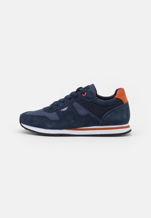 SHEFFIELD EYELT TRAINER - Sneakers laag - navy