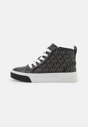 SKATE SPLIT - Sneakers hoog - black