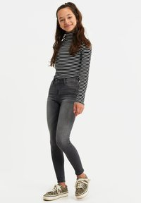 WE Fashion - Jeggings - grey