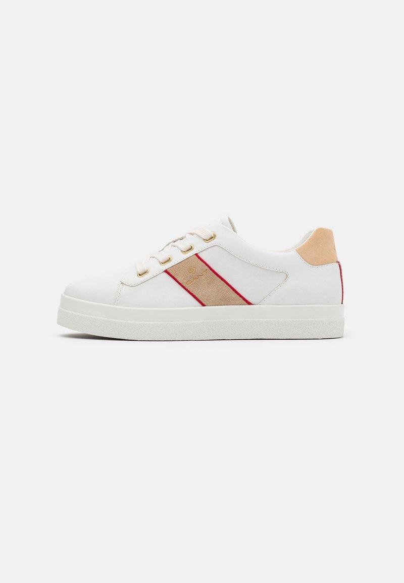 GANT - AVONA - Trainers - bright white