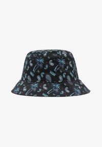 Vans - Hat - (plaid) pink/black/blue - 0