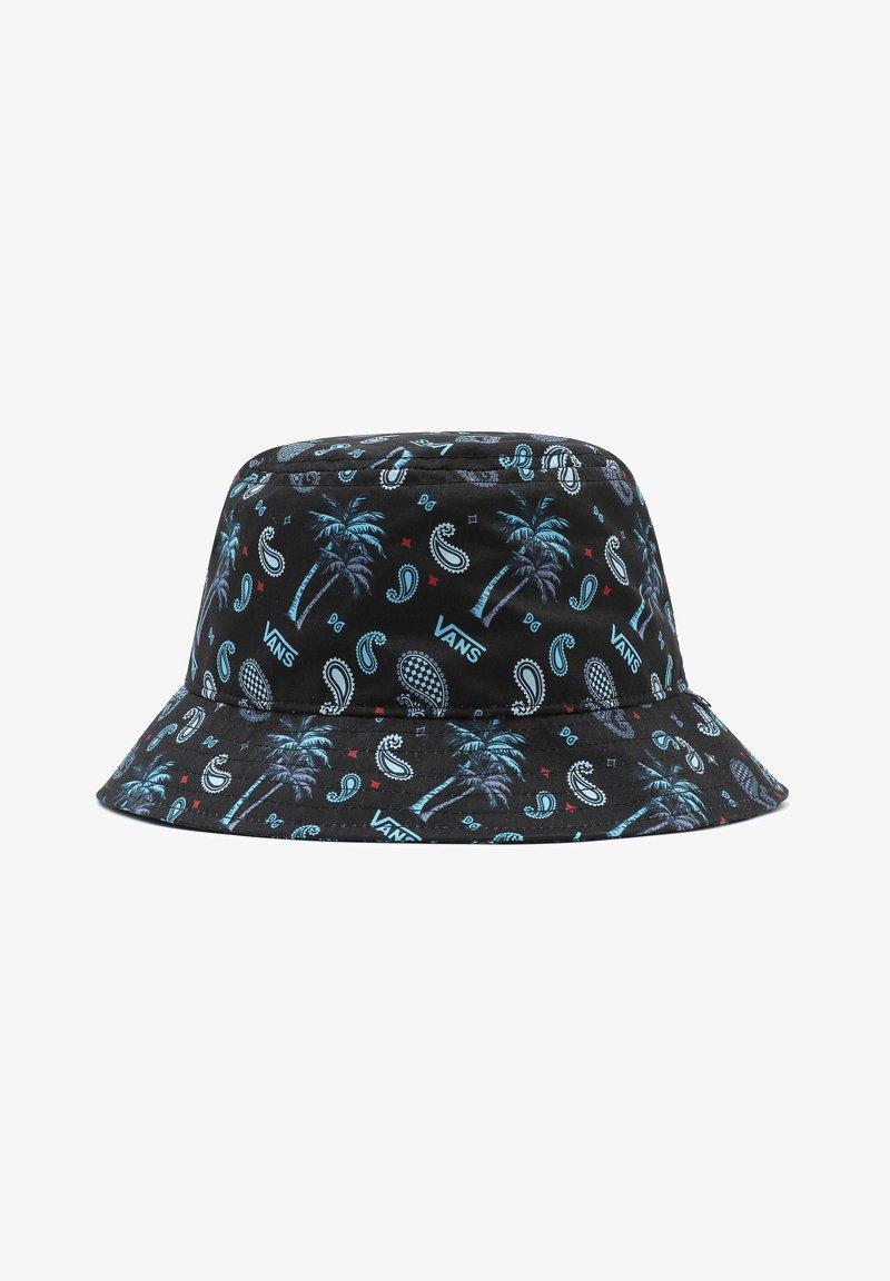 Vans - Hat - (plaid) pink/black/blue