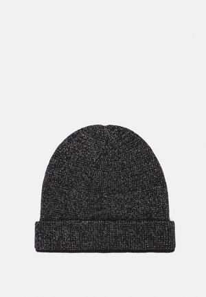 HAT - Kapelusz - black/silver-coloured