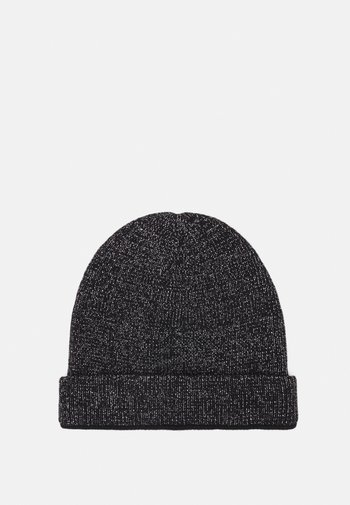 HAT - Hat - black/silver-coloured