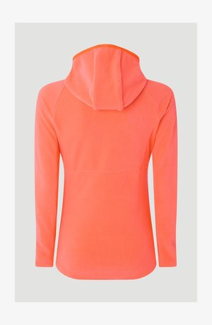 SOLO - Hoodie - fiery coral