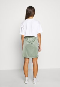 Fila Petite - TARALASKIRT - Mini skirt - sea spray - 2
