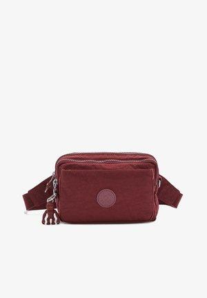 Bæltetasker - intense maroon