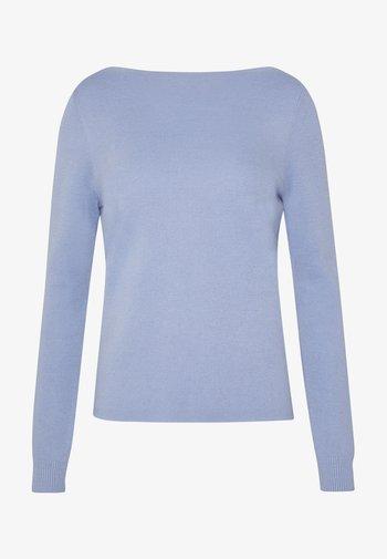 POLVINY - Jumper - morning blue