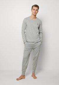 Polo Ralph Lauren - Pyjamahousut/-shortsit - andover heather - 1