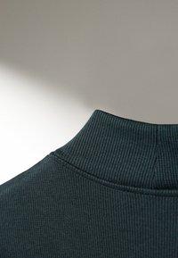 Massimo Dutti - Maxi dress - blue - 4