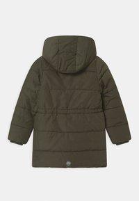 s.Oliver - Winter coat - khaki/oliv - 1