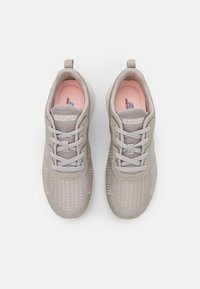 Skechers Sport - BOBS SQUAD - Zapatillas - light gray/pink - 5