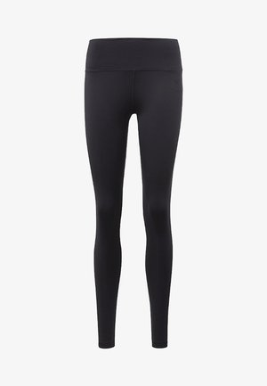 BELIEVE THIS SOLID  - Collants - black