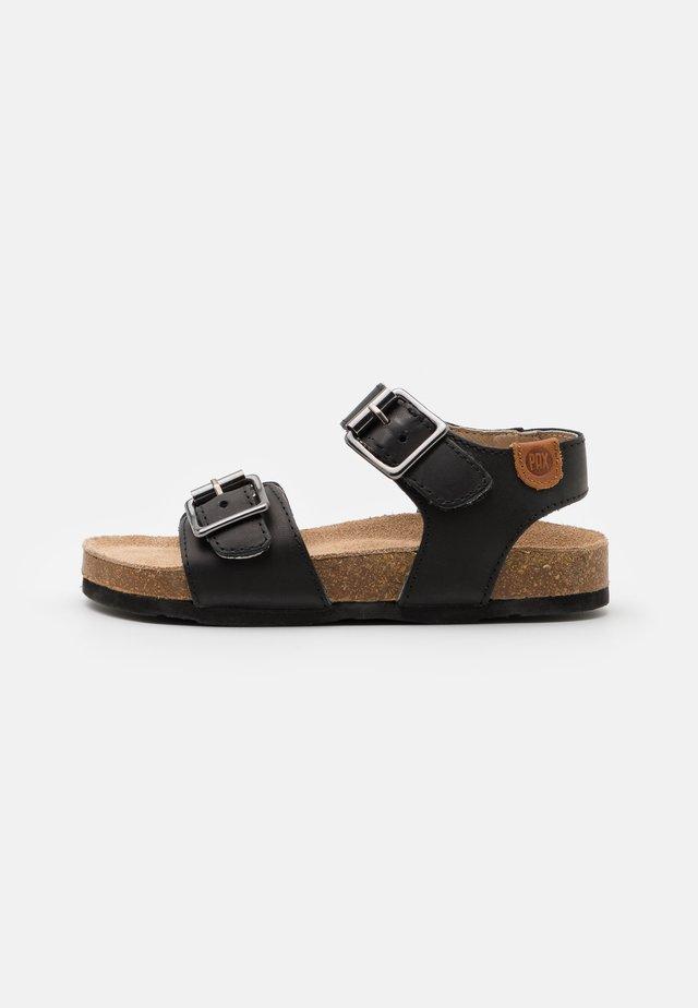 JURA UNISEX - Sandales de randonnée - black