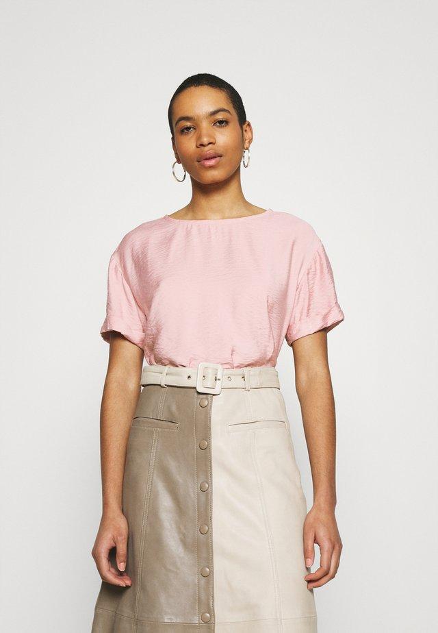 DAHLIA - Basic T-shirt - dusty pink