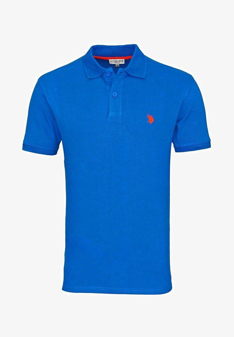 U.S. Polo Assn. - Poloshirt - blau