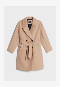 Bershka - Zimní kabát - beige - 4