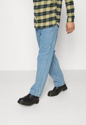 HARDWORK CARPENTER - Straight leg -farkut - light indigo