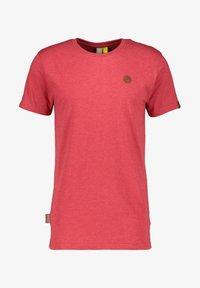 alife & kickin - MADDOXAK - Basic T-shirt - fiesta - 5