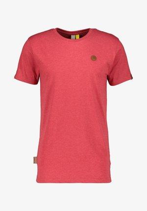 MADDOXAK - Basic T-shirt - fiesta