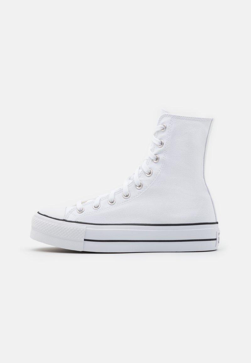 Converse - CHUCK TAYLOR ALL STAR LIFT - Zapatillas altas - white