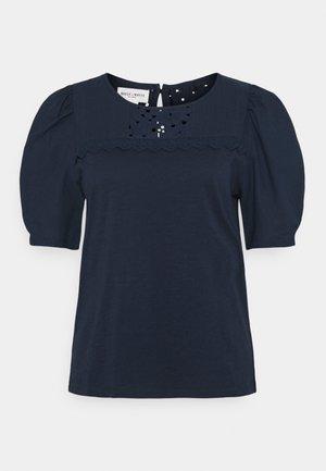 CLEO - Print T-shirt - navy