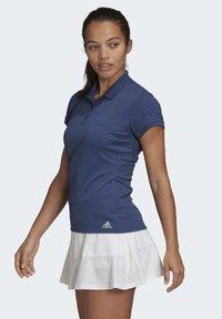 adidas Performance - CLUB POLO SHIRT - Polo shirt - blue - 3