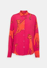 PS Paul Smith - WOMENS SHIRT - Bluser - pink orange - 0