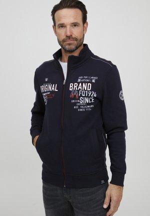 LENNE - Zip-up sweatshirt - navy blazer