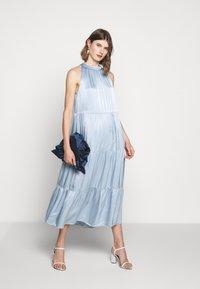 Bruuns Bazaar - GRO MAJA DRESS - Cocktail dress / Party dress - blue mist - 8