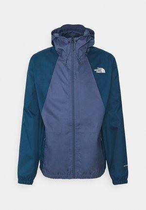 FARSIDE JACKET - Hardshellová bunda - vintage indigo