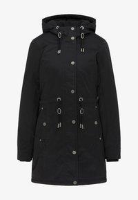 DreiMaster - Winter coat - schwarz - 4