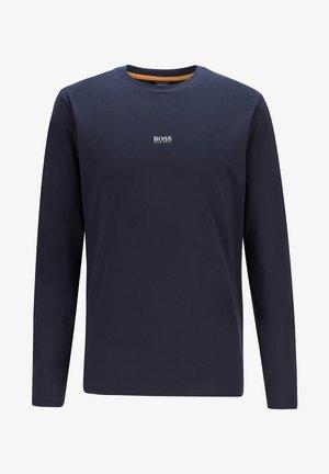 TCHARK - Maglietta a manica lunga - dark blue