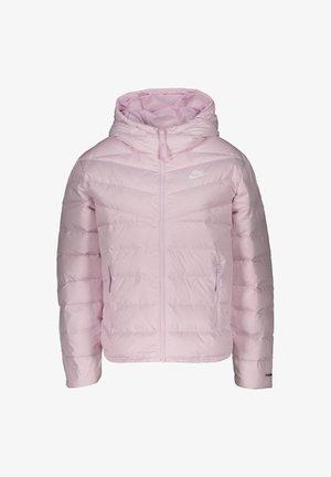 Winter jacket - regal pink/regal pink/white