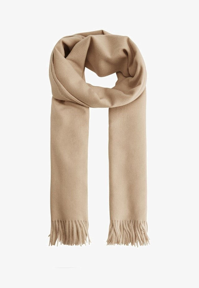 SWEET - Sjaal - jasny/pastelowy brąz