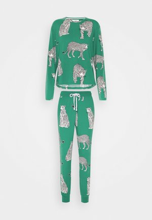 SET - Pyjamas - green