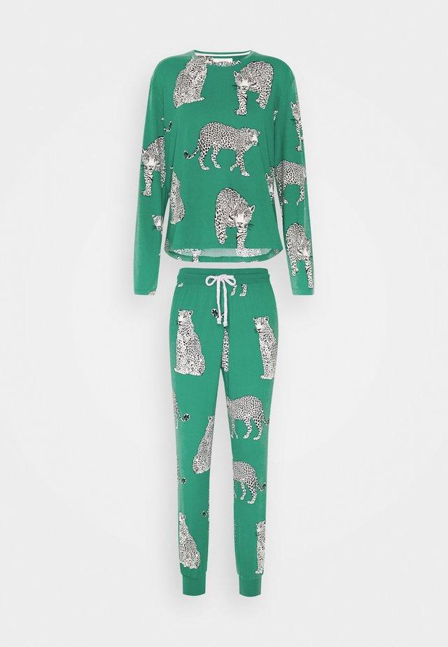 SET - Pyjama - green