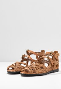 See by Chloé - Sandals - cognac - 4