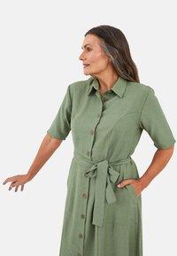LC Waikiki - KLEID - Maxi dress - khaki - 4