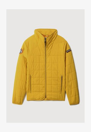 ATHON - Light jacket - yellow curry