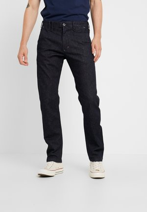 VETAR CHINO SLIM - Slim fit jeans - nep stretch denim rinsed