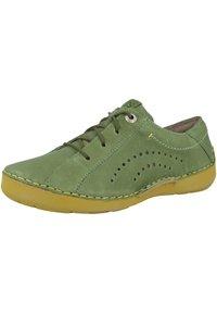 Josef Seibel - FERGEY  - Chaussures à lacets - green - 2