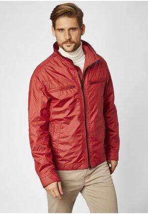 Summer jacket - racing red