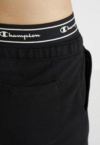 Champion - CUFF PANTS - Træningsbukser - black - 4